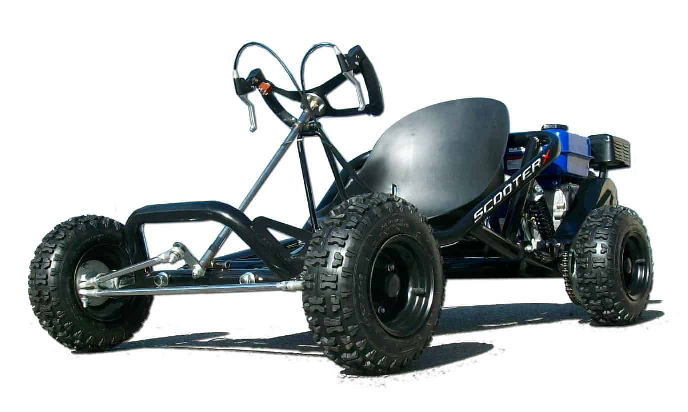 ScooterX Sport Kart Go Kart Review