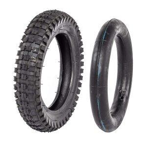 Razor Dirt Bike Parts - Tire and Inner Tube