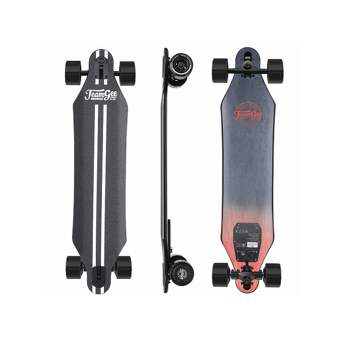 Best Electric Longboard Under $500 - TeamGee H5 Blade