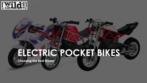 Electric Pocket Bike - Choosing the Best Model