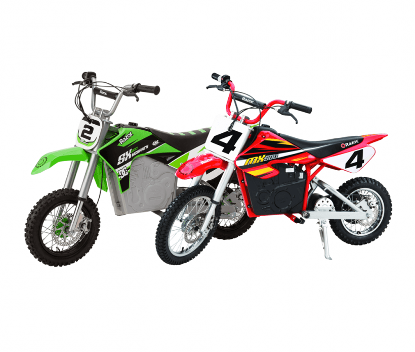 Razor MX500 VS SX500 Comparison Review