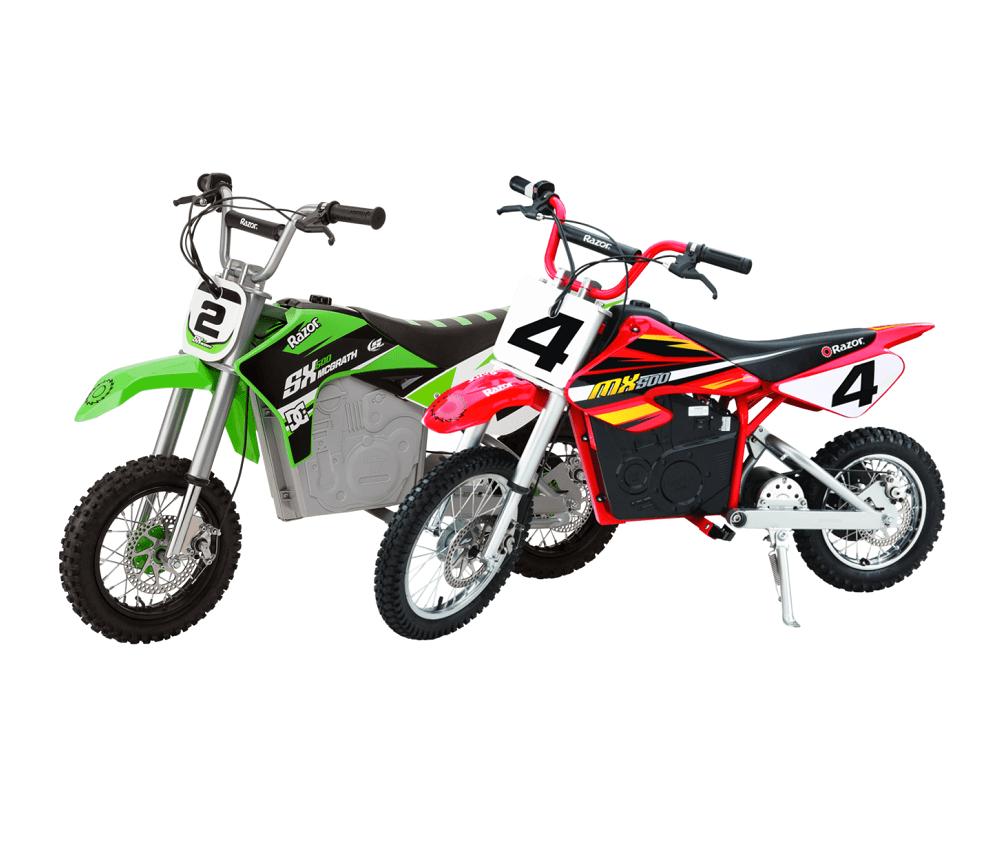 Razor MX500 VS SX500 Comparison Review