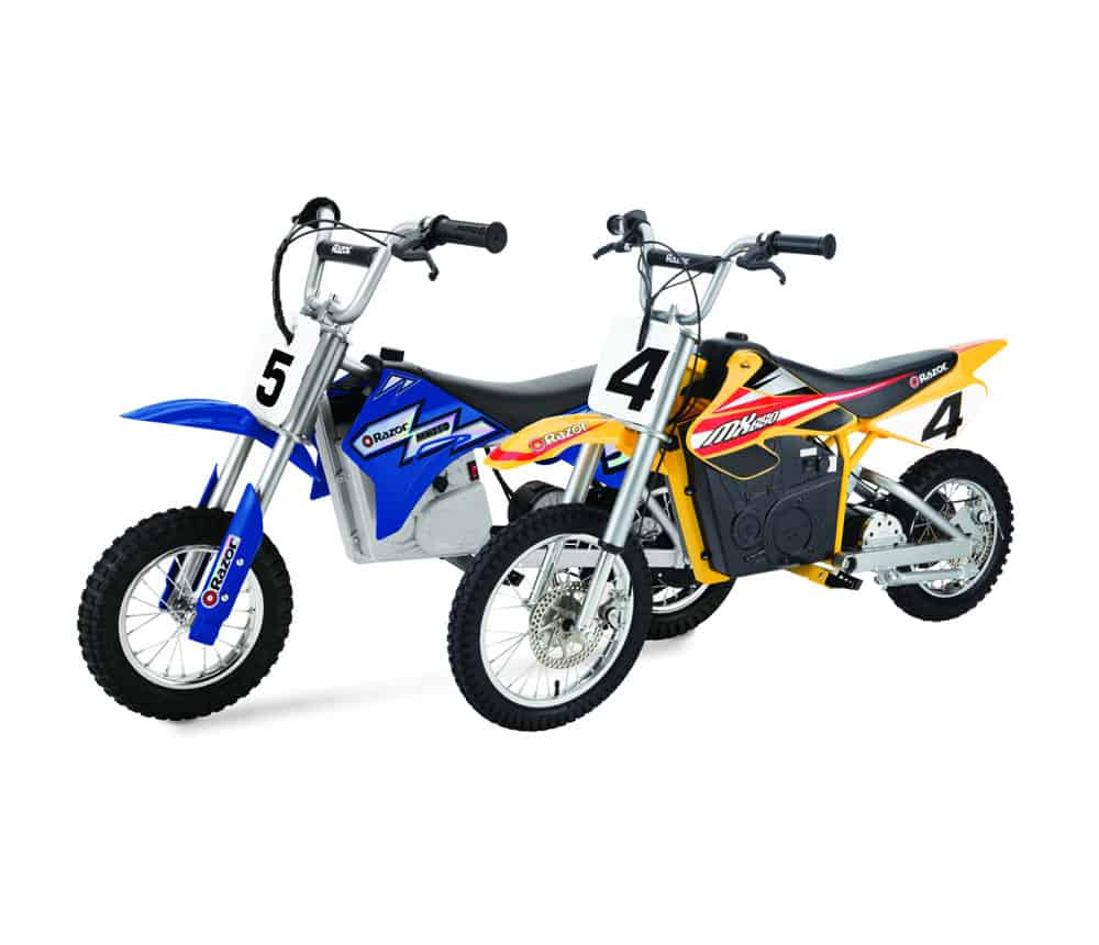 Razor MX350 VS MX650 Comparison Review