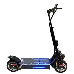 Fastest Electric Scooters - Orscotter