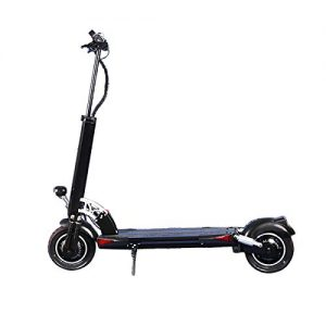 fastest electric scooters - Nanrobot d5+