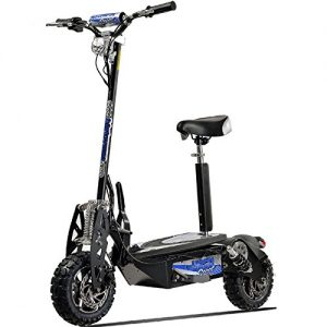 fastest electric scooters - uberscoot 1600w