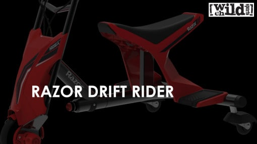 Electric Drift Trike for Kids - Razor Drift Rider