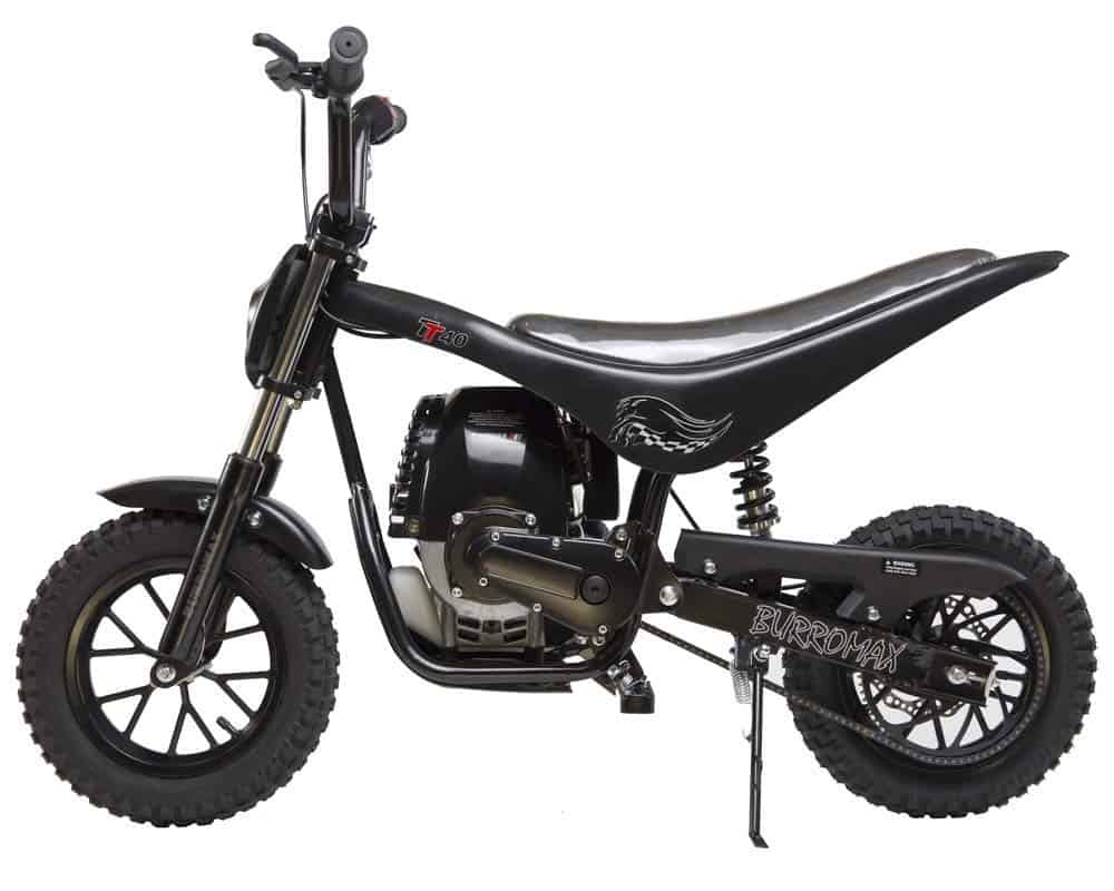 Gas Powered Mini Dirt Bike – Burromax TT40
