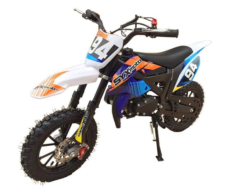 Kids Mini Dirt Bike - SYX Moto 50cc