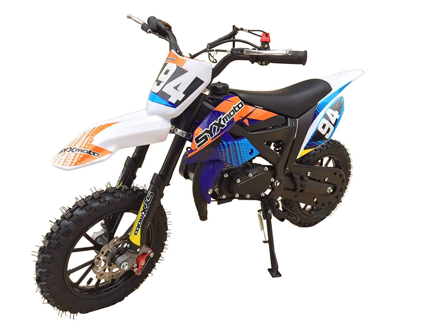 Kids Mini Dirt Bike – SYX Moto Holeshot 50cc