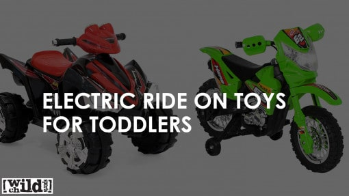 Electric Ride On Toys For Toddlers - Our Top Picks