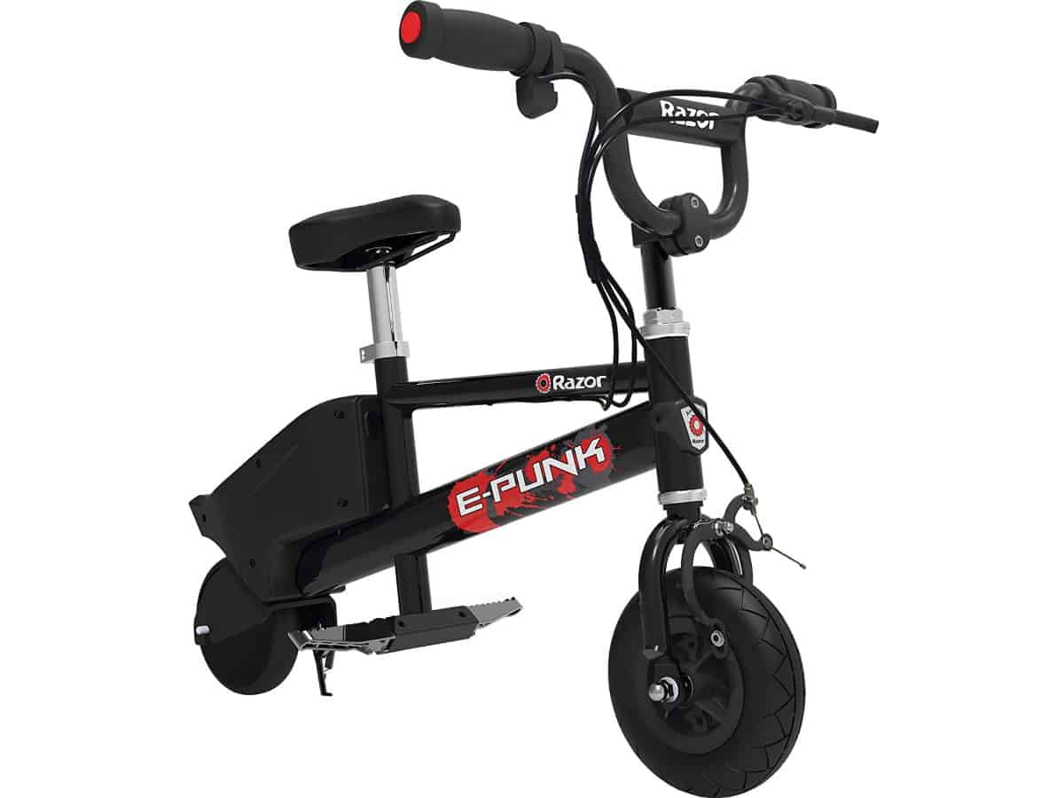 Razor E Punk Electric Mini Bike Review