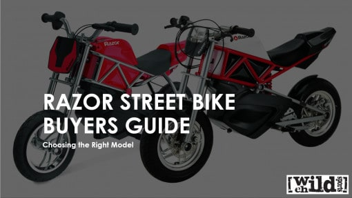 Razor Street Bike Buyers Guide
