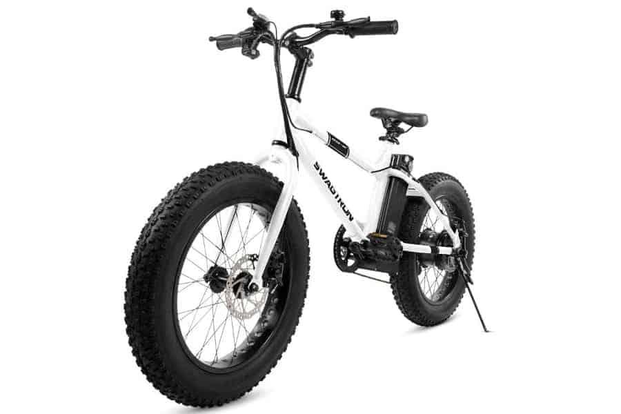 Kids Fat Tire Ebike – Swagtron EB-6 Bandit