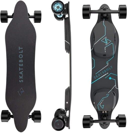 Best Dual Motor Electric Skateboard - Skatebolt Breeze II
