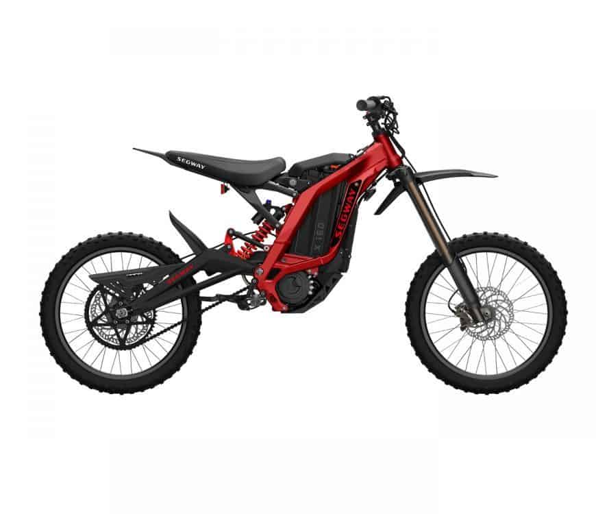 Segway Electric Dirt Bike – X160