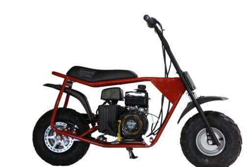 Coleman Powersports CC100X mini dirt bike