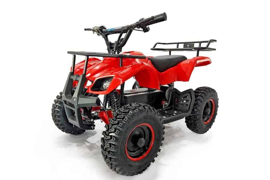 Kids Electric ATV – Syxmoto Spy Deluxe Review