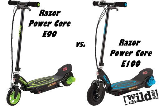 razor power core e90 vs e100