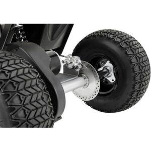 Razor Dirt Quad 500 Rear Disc Brake
