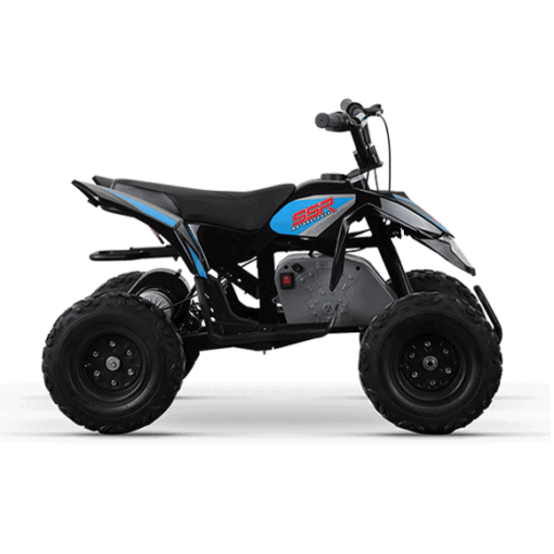 SSR Motorsports Kids Electric Quad