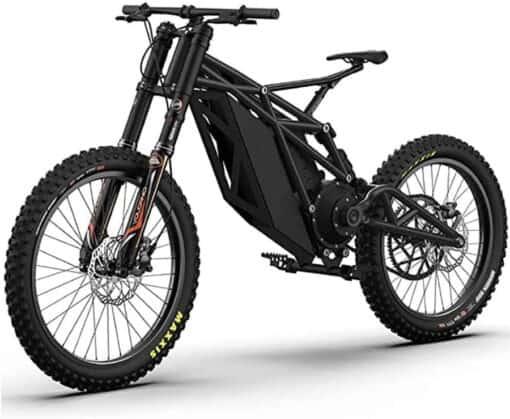 eGBX lectric mountain bike - dirt bike
