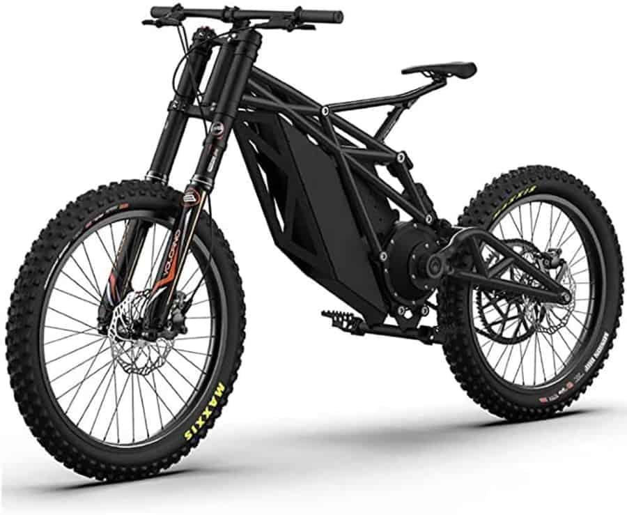 Adult Electric Mountain Bike – Dirt Bike