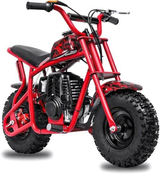 Kids Gas Mini Dirt Bike - Fit Right
