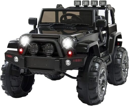 electric ride on toys for toddlers - jeep 4x4