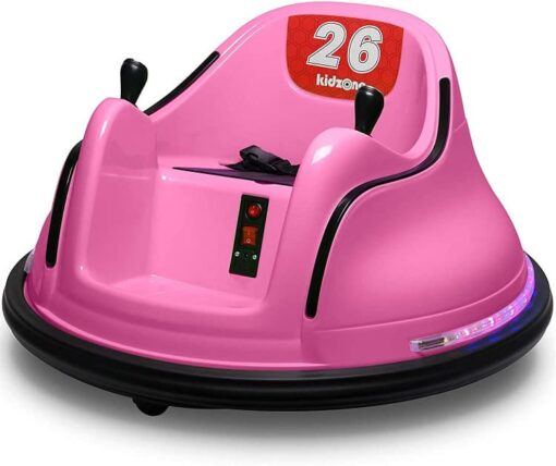 electric ride on toys for toddlers - bumper car