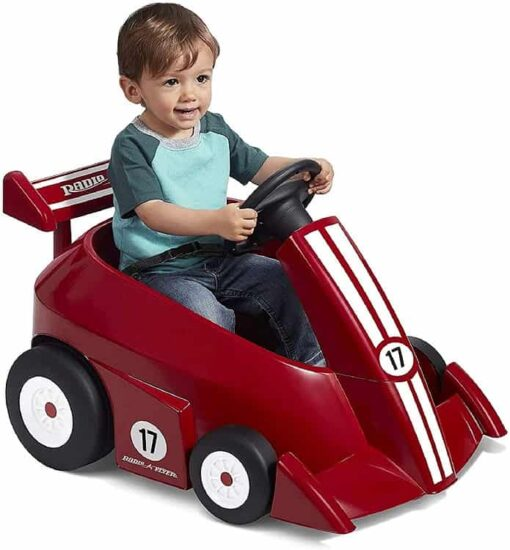 radio flyer electric ride on toy for toddlers